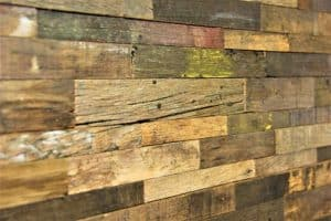 recycled wood for commercial real estate