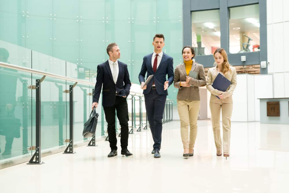 10 Questions to Ask During Your Commercial Office Space Tour