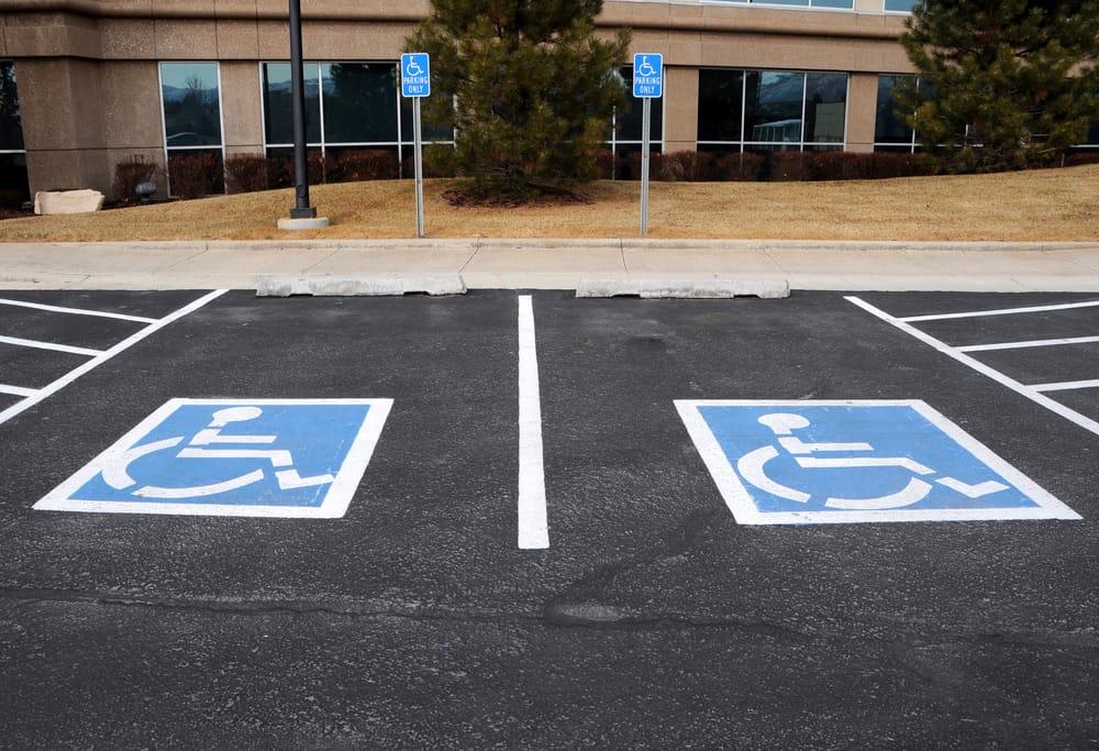 office space tour handicap accessible.