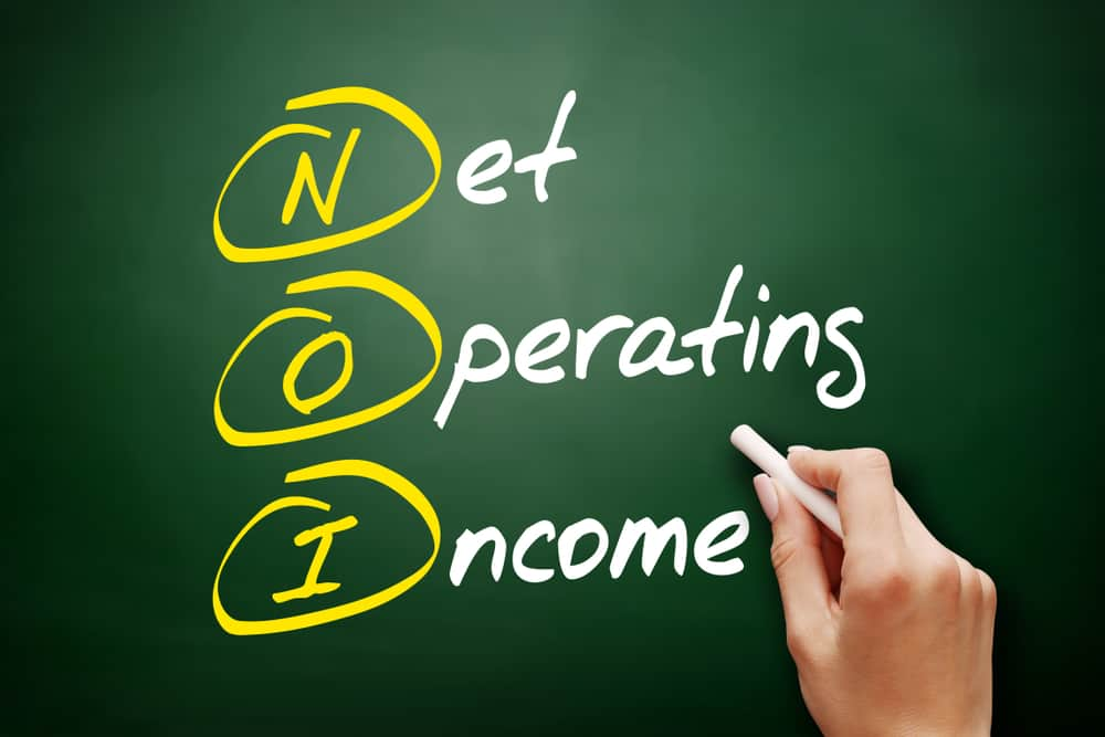 Net operating income explained