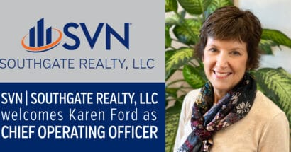 SVN Welcomes Ford as Chief Operating Officer